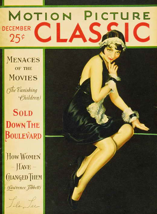 LILA LEE Movie Promo POSTER Motion Picture Classic ...