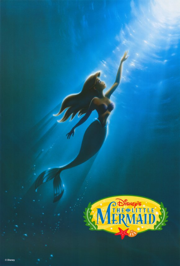 Poster Favorites THE LITTLE MERMAID Poster Movie (27 x 40 Inches - 69cm x 102cm) (Style C) Jodi Benson Christopher Daniel Barnes Pat Carroll Rene at Sears.com