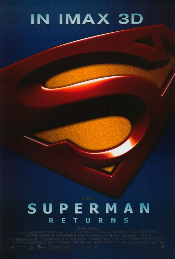Poster Favorites SUPERMAN RETURNS Poster Movie (27 x 40 Inches - 69cm x 102cm) (Style C) Brandon Routh Kate Bosworth Kevin Spacey Marlon Brando at Sears.com