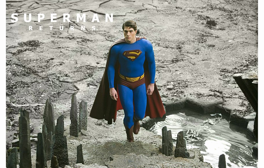 Poster Favorites SUPERMAN RETURNS Poster Mini Promo Movie (11 x 17 Inches - 28cm x 44cm) (Style O) Brandon Routh Kate Bosworth Kevin Spacey at Sears.com