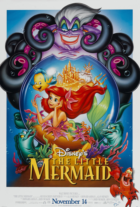 Poster Favorites THE LITTLE MERMAID Poster Movie (27 x 40 Inches - 69cm x 102cm) Jodi Benson Christopher Daniel Barnes Pat Carroll Rene at Sears.com