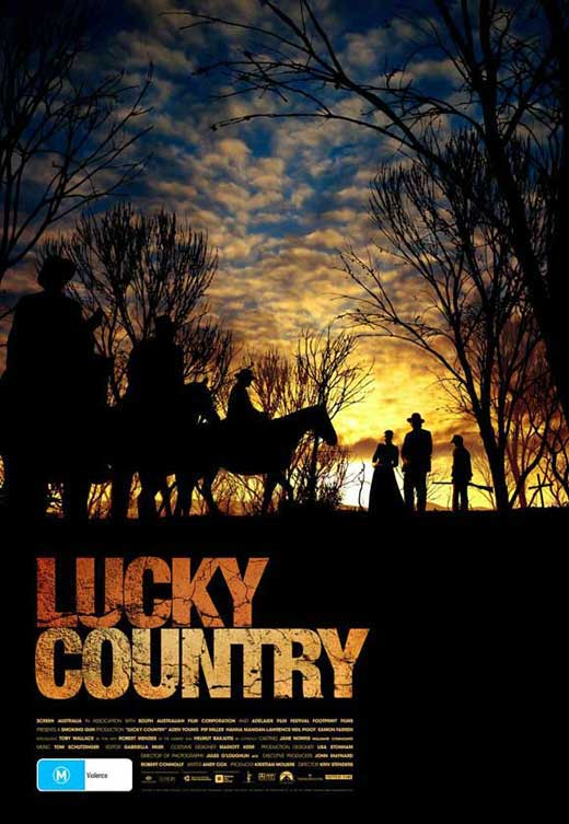 All Poster Shop LUCKY COUNTRY Poster Mini Promo Movie (11 x 17 Inches - 28cm x 44cm) (Australian) Aden Young Toby Wallace Hanna Mangan Lawrence at Sears.com